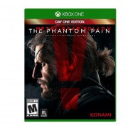 Xbox One Juego Metal Gear SolidV: The Phantom Pain
