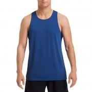 Gildan Sportkleding sneldrogend kobalt blauw voor heren