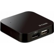 HUB D-Link 4 Pts USB