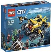 Lego (Lego) City Undersea Submarine 60092