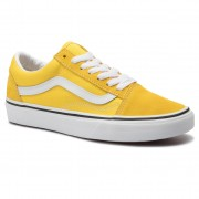 Гуменки VANS - Old Skool VN0A4BV5FSX1 Vibrant Yellow/True White