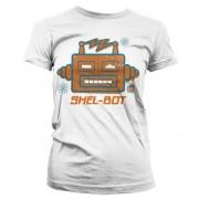 Shel-Bot Girly T-Shirt