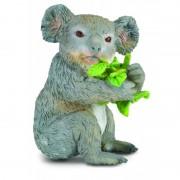 Figurina Urs Koala mancand M Collecta, 4.6 x 3.7 cm
