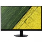 Монитор Acer SA270Bbmipux 27 инча ZeroFrame FreeSync 1ms LED HDMI DP USB C MM Audio out EURO/UK EMEA MPRII Acer EcoDisplay, Черен, UM.HS0EE.B01