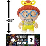 "Ghastly Ashley: ~3.6"" Garbage Pail Kids X Funko Mystery Minis Mini Figure Series #1 + 1 Free Gpk Trading Card/Sticker Bundle [55387]"