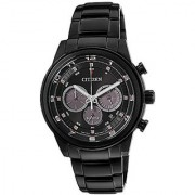 Citizen Eco-Drive Analog Black Dial Mens Watch - Ca4035-57E