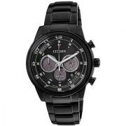 Citizen Eco-Drive Analog Black Dial Mens Watch - Ca4035-57E