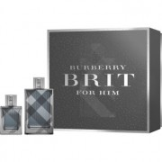 Burberry Brit for Him lote de regalo VI. eau de toilette 100 ml + eau de toilette 30 ml