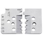 Комплект резервни ножове, 1бр за 12 12 11, 12 19 11, KNIPEX