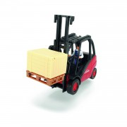 Dickie-spielzeug 203742005 - carrello elevatore cargo lifter