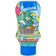 VitalCare The Smurfs шампоан и душ гел за деца 2 в 1 500 мл.