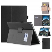 Lenovo Tab 4 10 Plus Hand Strap Folio Case - Black