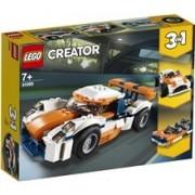LEGO 31089 LEGO Creator Orange Racerbil
