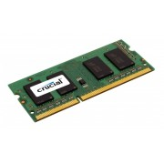 NB Memorija 8GB DDR3l (1x8GB), DDR3 1600, CL11, SO-DIMM 204-pin, Crucial CT102464BF160B, 36mj