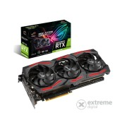 Placă video - Asus ROG-STRIX-RTX2060S-8G-EVO-GAMING nVidia 8GB GDDR6 256bit PCIe