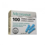 Medisana Meditouch lancetten 100 Stuks