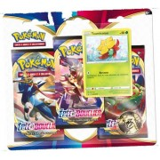 Asmodee Pokemon : Pack 3 boosters Tournicoton