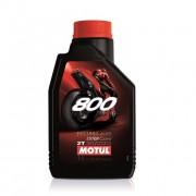 olio motore moto motul 800 2t factory line road racing 100% sintetico 1 litro lubrificanti moto