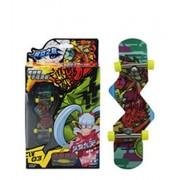 Remeehi Mini Educational Finger Skateboard Cute Fancy Toys Mini Finger Skateboards for Kids