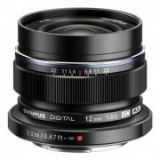 Olympus 12mm F2 ED Obiectiv Foto Mirrorless MFT Negru