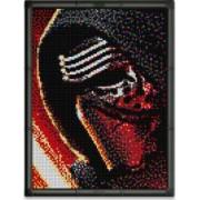 Pixel Art Star Wars Kylo Ren Quercetti