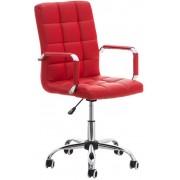 Larico Design Möbel Bürostuhl Deli V2-rot