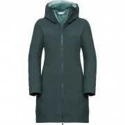 Vaude Women's Annecy 3in1 Coat III - quarz 42