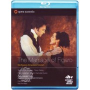 Video Delta Wolfgang Amadeus Mozart - The marriage of Figaro - Blu-Ray