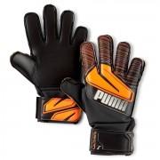 Puma Ultra Protect 3 Jr Rc Oranje/Black/White - Keepershandschoenen - Maat 6