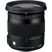 Sigma 17-70 mm F2.8-4 DC MACRO HSM Sony (Contemporary sorozat)