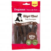 Dogman High meat Tasty sausages Beef