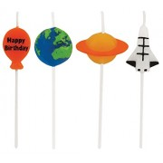 Space Blast Pick Candles