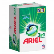 Ariel detergent capsule 3in1 PODS Mountain Spring 75*27ml
