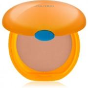 Shiseido Sun Foundation base compacta SPF 6 tom Natural 12 g
