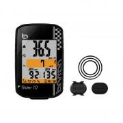 Bryton Rider 10 C con sensore Cadenza Ciclocomputer GPS