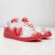 Adidas Pw Stan Smith Bbc Palm Tree Core Black/Red/Ftwr White