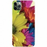 Husa silicon pentru Apple iPhone 11 Pro Flower