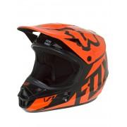 FOX V1 MX Casca Motocross ORBLK Marime L 58-59 cm