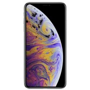 "Telefon Mobil Apple iPhone XS Max, OLED Super Retina HD 6.5"", 256GB Flash, Dual 12MP, Wi-Fi, 4G, Dual SIM, iOS (Silver) + Cartela SIM Orange PrePay, 6 euro credit, 6 GB internet 4G, 2,000 minute nationale si internationale fix sau SMS nationale din care 3"