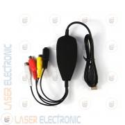 Box Scheda Acquisizione Video EZCAP 172 PRO USB 2.0 Win7 Win8 Win10