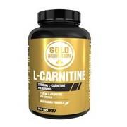 L-carnitina para a perda massa gorda 60cápsulas - Gold Nutrition