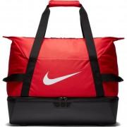 Nike Sporttasche ACADEMY TEAM - mit Bodenfach - university red/white |