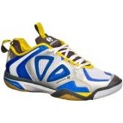 Artengo by Decathlon Men Badminton Shoes For Men(White, Blue)