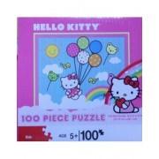 Hello Kitty: Safari Explorer 100 Piece Puzzle