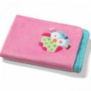 Бебешка микрофибърна пелена - Сова, 1401 01 Babyono, 0230006