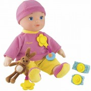 Chicco Muñeca - Muñecas Niño/niña Multi Tela De Plástico Doll Bracelet Pacifier