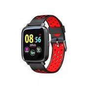 Billow Smartwatch Billow Sport Watch Xs35 Negro/rojo