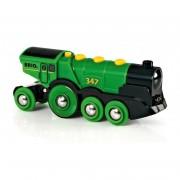 Locomotiva mare verde