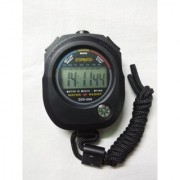 Waterproof Multi-function Digital Running Timer Stopwatch with Alarm Calendar Compass Interval Training Timer Sports Chr
