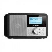 Auna Worldwide Mini Radio Internet WiFi lecteur réseau USB MP3 AUX Tuner FM